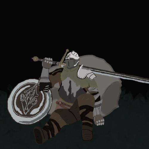 Dark Souls 3 Knight