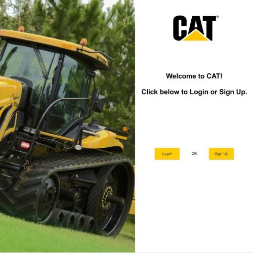 Caterpillar UX Design Challenge