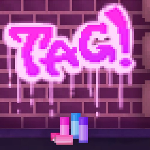 Tag! Splash Screen