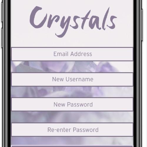Crystals App
