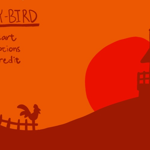 Early Bird Start Screen