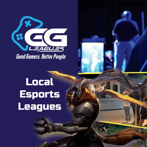 GGLeagues Fall 2019 Promotional Poster