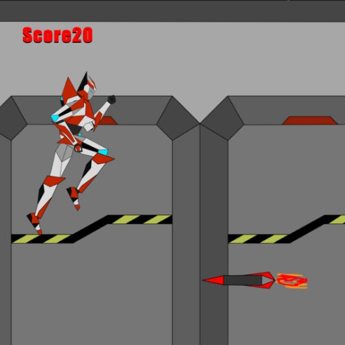 Flipped Axis Game