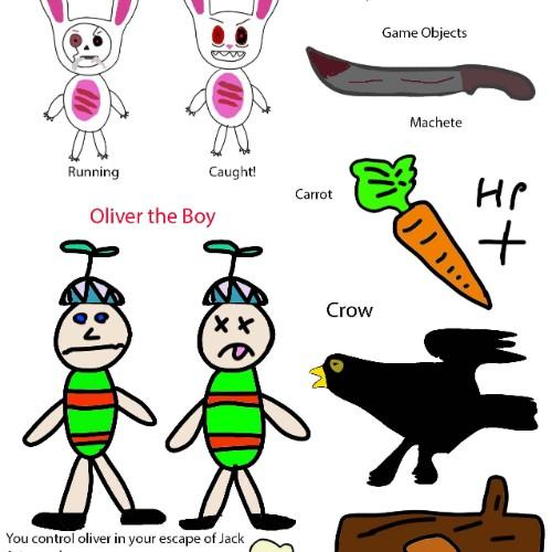 Bunny Runny Concept Art