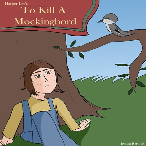 To Kill A Mockingbird Fanmade Cover