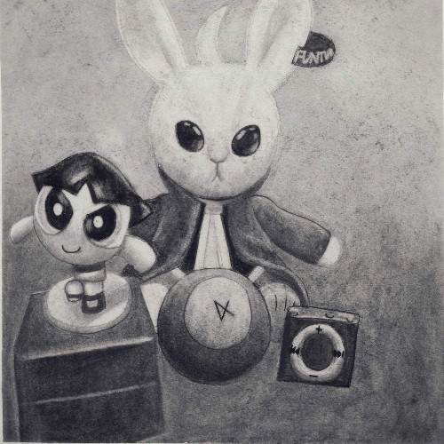 Toys by Charcoal