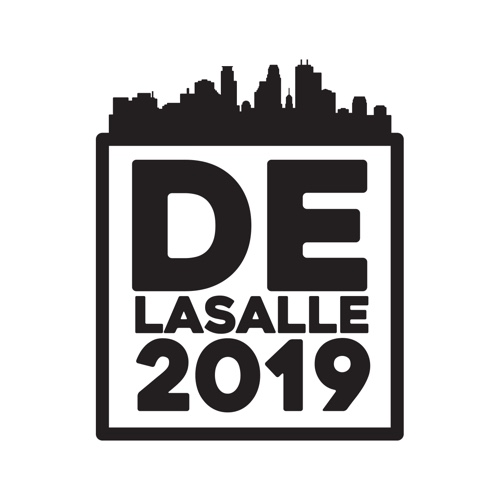 DeLaSalle High School 2019 Graduation Logo
