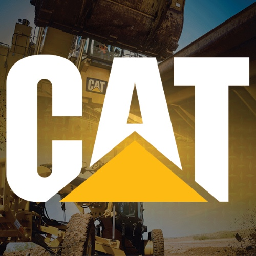 Caterpillar Login Process
